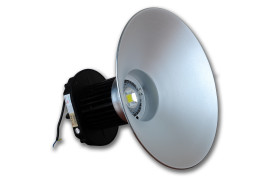 70 W LED High Bay Hallentiefstrahler BRIDGELUX & MEANWELL 6000K