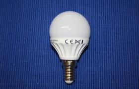LED Birne E14 4W P45 2700k